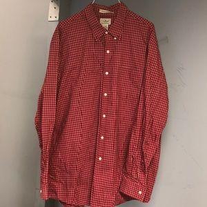 L.L. Bean Button Up T-shirt